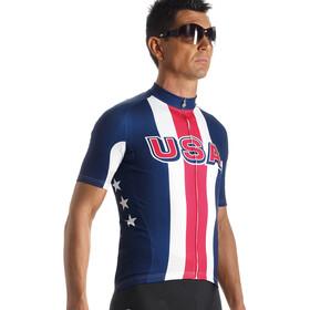 assos SS.Jersey USA Cycling Herrer, usa